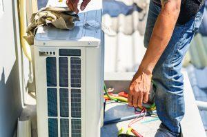 spoljna jedinica klima uređaja