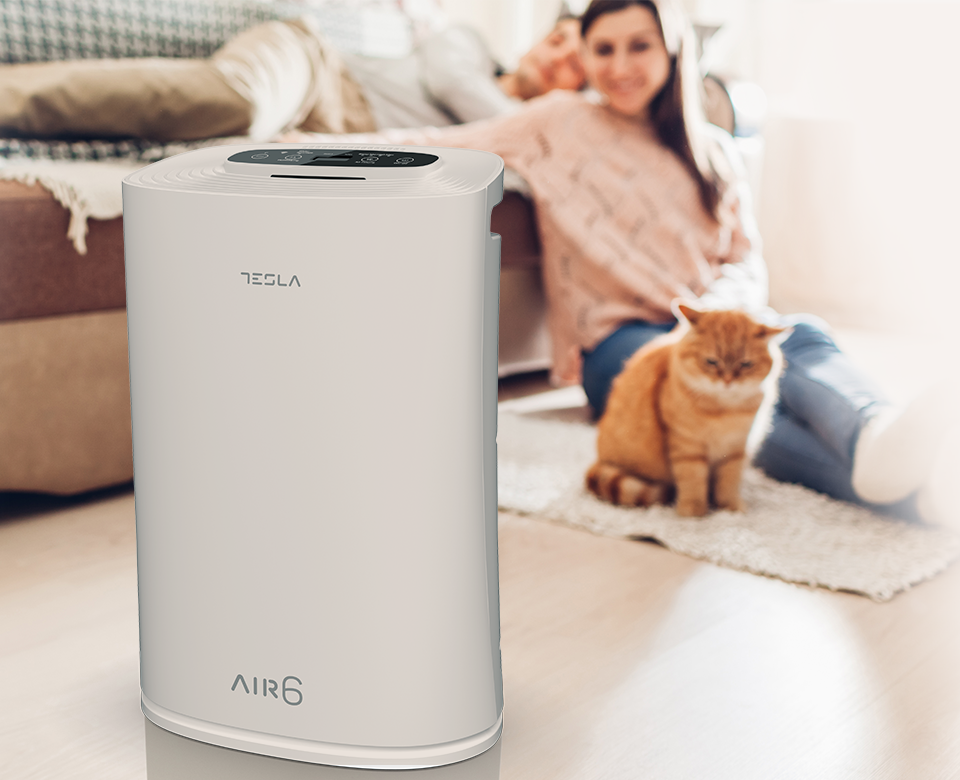 HOW TO MAXIMISE THE USE OF AN AIR PURIFIER
