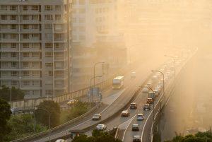 Zagađenje u gradovima koje loše utiče ne zdravlje