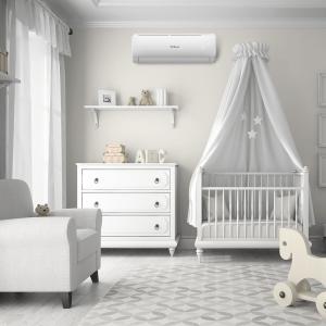 Saveti za opremanje bebine sobe krevet za bebe komoda sofa i oprema i klima uređaj