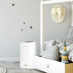 Saveti za opremanje bebine sobe krevet za bebe komoda sofa i oprema prečišćivač vazduha